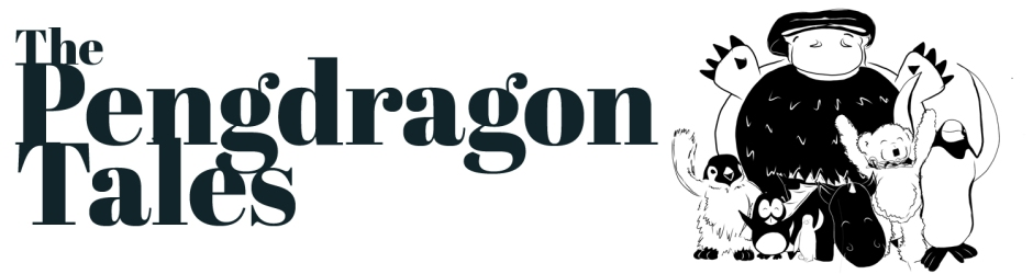 The Pengdragon Tales - banner